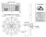 Sirio SCO-2-6 UMTS antenne