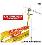Diamond X50 antenn