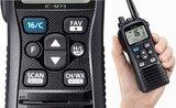 Icom IC-M73 Euro+ ATIS marifoon