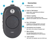 Motorola CLP446 bundel