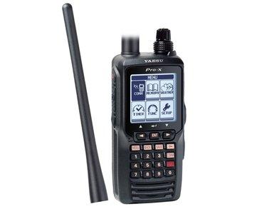 Yaesu FTA-550L airband