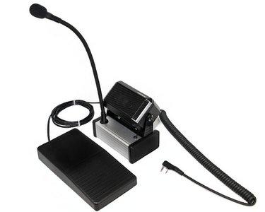 Kraanmachinisten portofoon communicatie