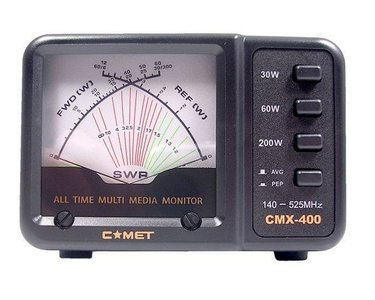 Comet CMX400 SWR/Power