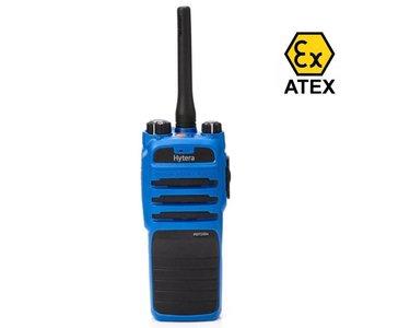 Hytera PD715Ex ATIS