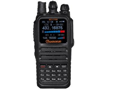 Wouxun KG-UV8H 10 Watts, 3200 mAh battery