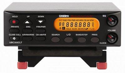 Bearcat UBC355CLT scanner