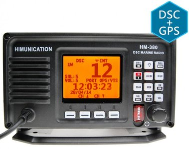 HIMUNICATION DSC + GPS + ATIS