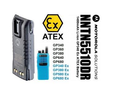 otorola GP ATEX serie batterij